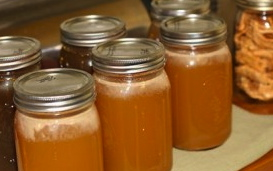 Bone Broth ~ benefits of making your OWN stock